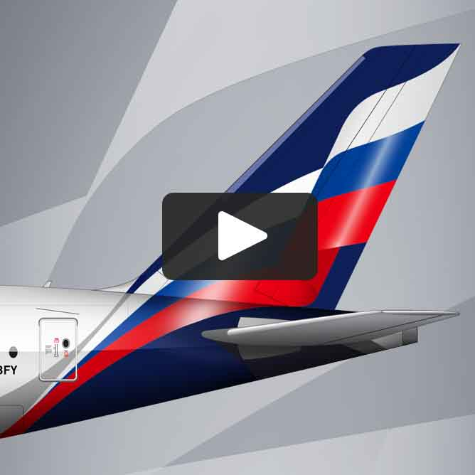 norebbo airliner art video course