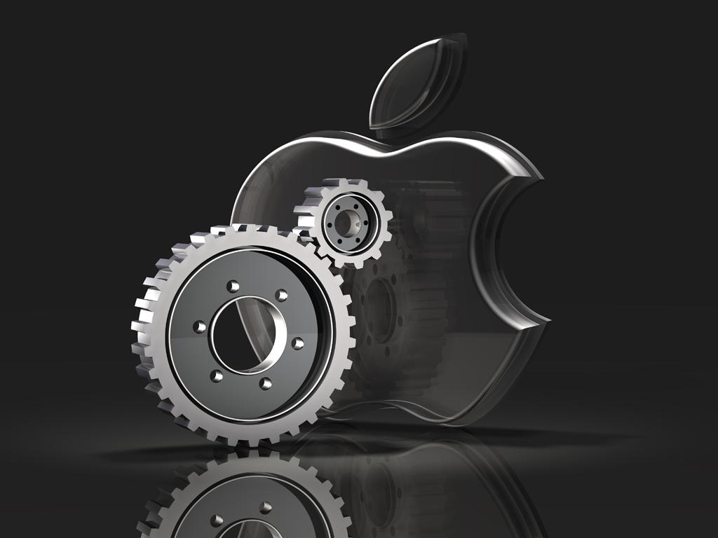 Apple logo and gears norebbo buycottarizona