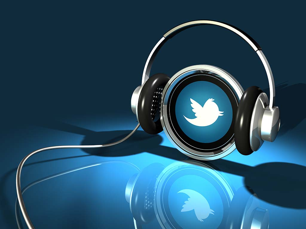 Music on Twitter