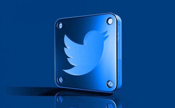 Glass Twitter app icon