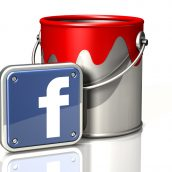Paint Icon: Facebook