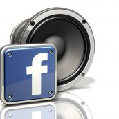 Speaker Icon: Facebook