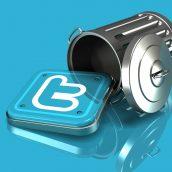 Delete your Twitter Account