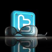 Follow me at Twitter