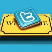 Welcoming Twitter Followers