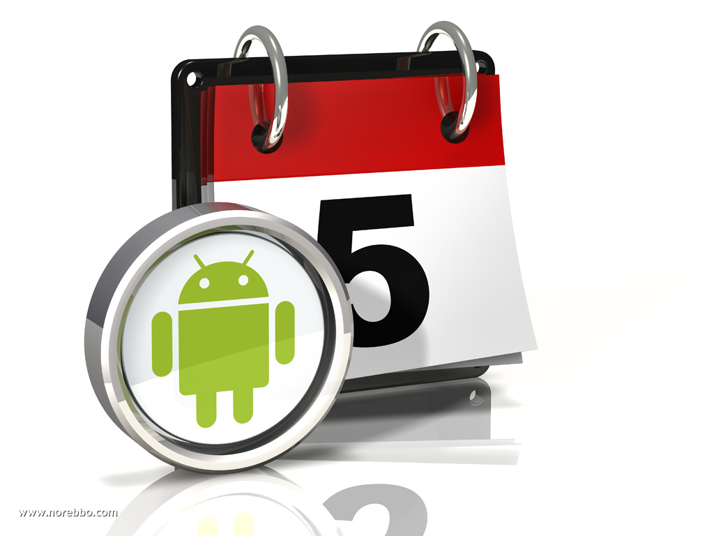 Calendar Icon Android : Apple calendar icon