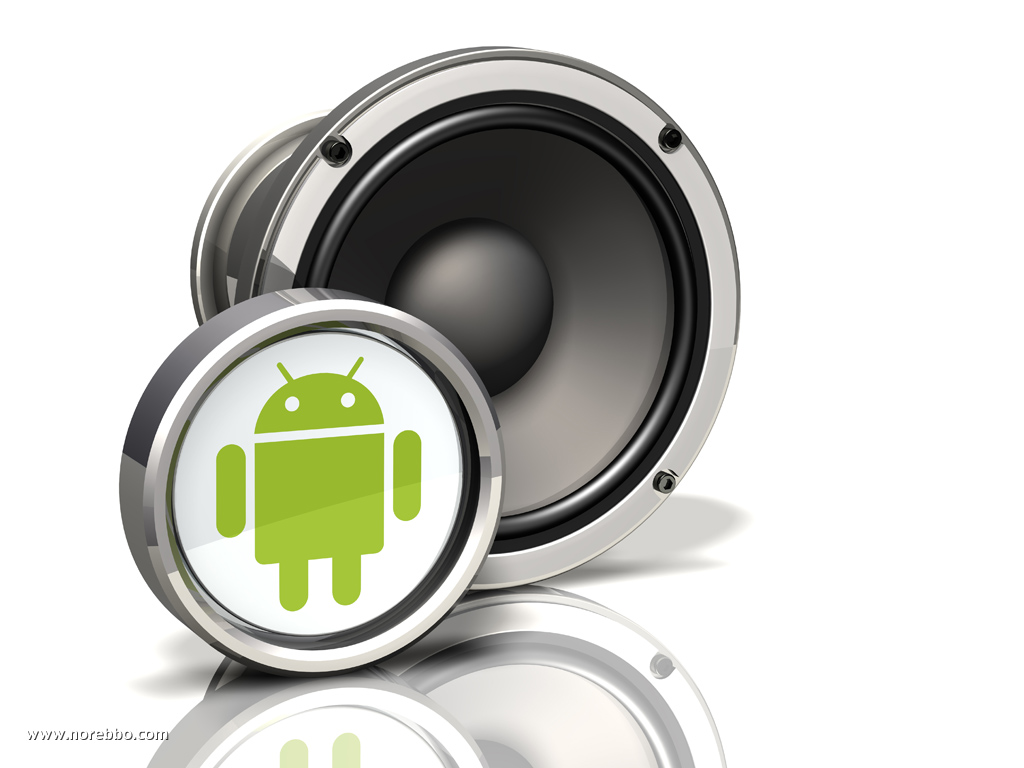 3d android logos
