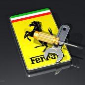 Ferrari Repair