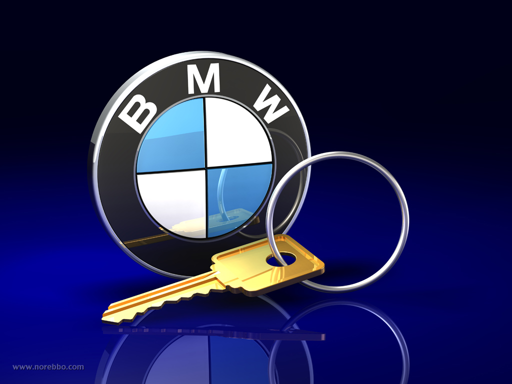 bmw logos posing with a variety of objects – norebbo, Bmw Presentation Template, Presentation templates