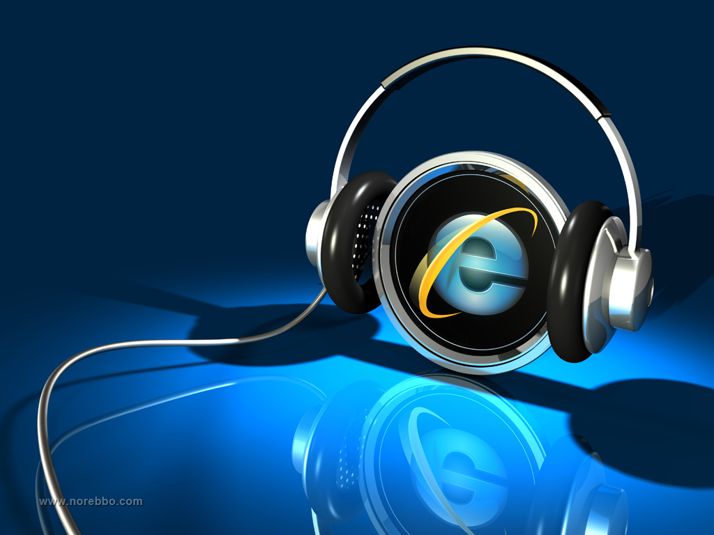 Microsoft internet explorer 3d icons