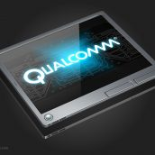 Qualcomm Powered Tablet Computer