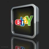 Framed Ebay Logo