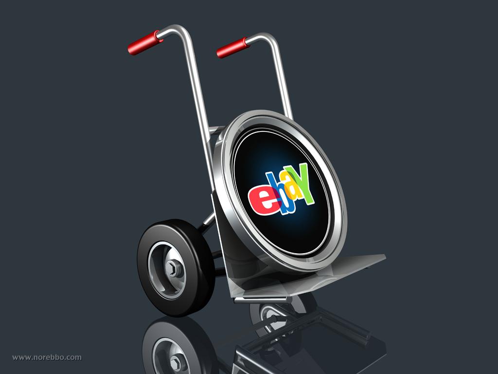 3d eBay logo