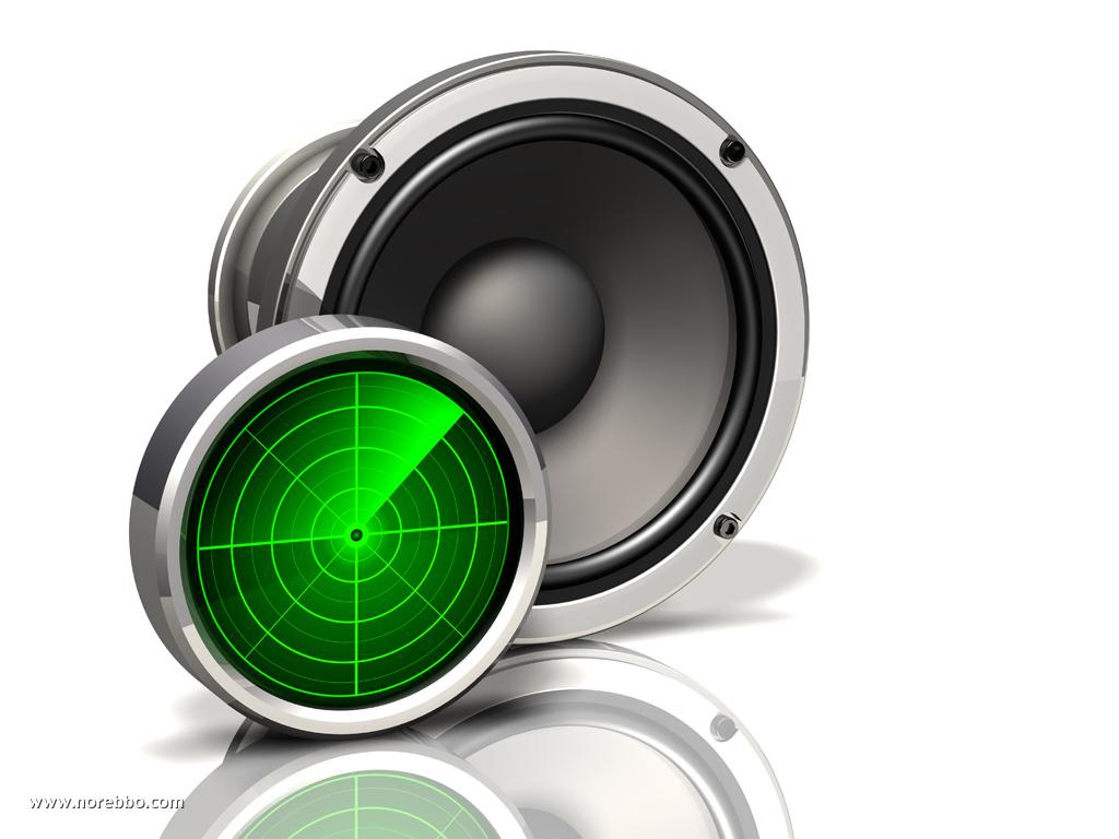 3d radar icon