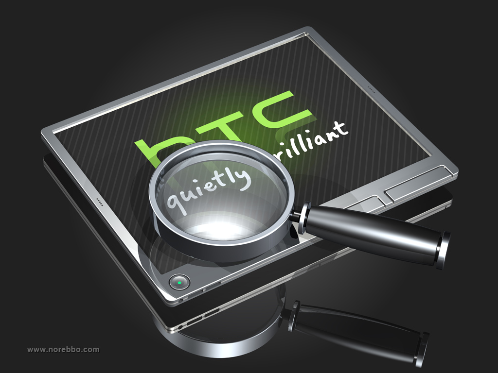 3d HTC icon
