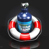 Think Tank to the Rescue