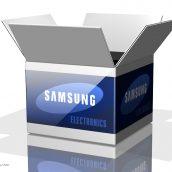 Box Full of Samsung Electronics