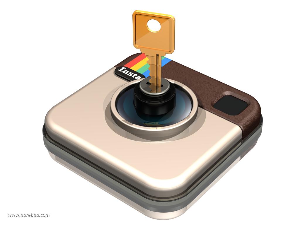 how to change password on instagram app