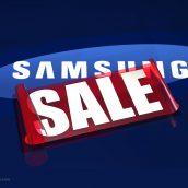 Samsung Electronics on Sale