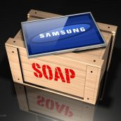 Samsung Soap Box