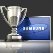Award Winning Samsung Electronics