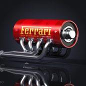 High Performance Ferrari