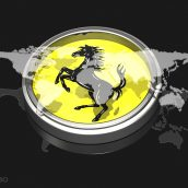 Ferrari All Over the World