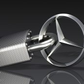 Mercedes Benz Security System