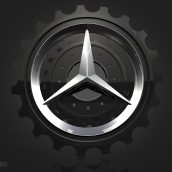 ive been wanting to create a set of stock illustrations using the mercedes benz logo for a long time now but ive held off because i didnt actually think - Mercedes Benz Logo Transparent Background