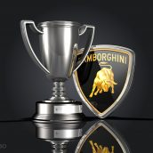 Lamborghini is the Winner