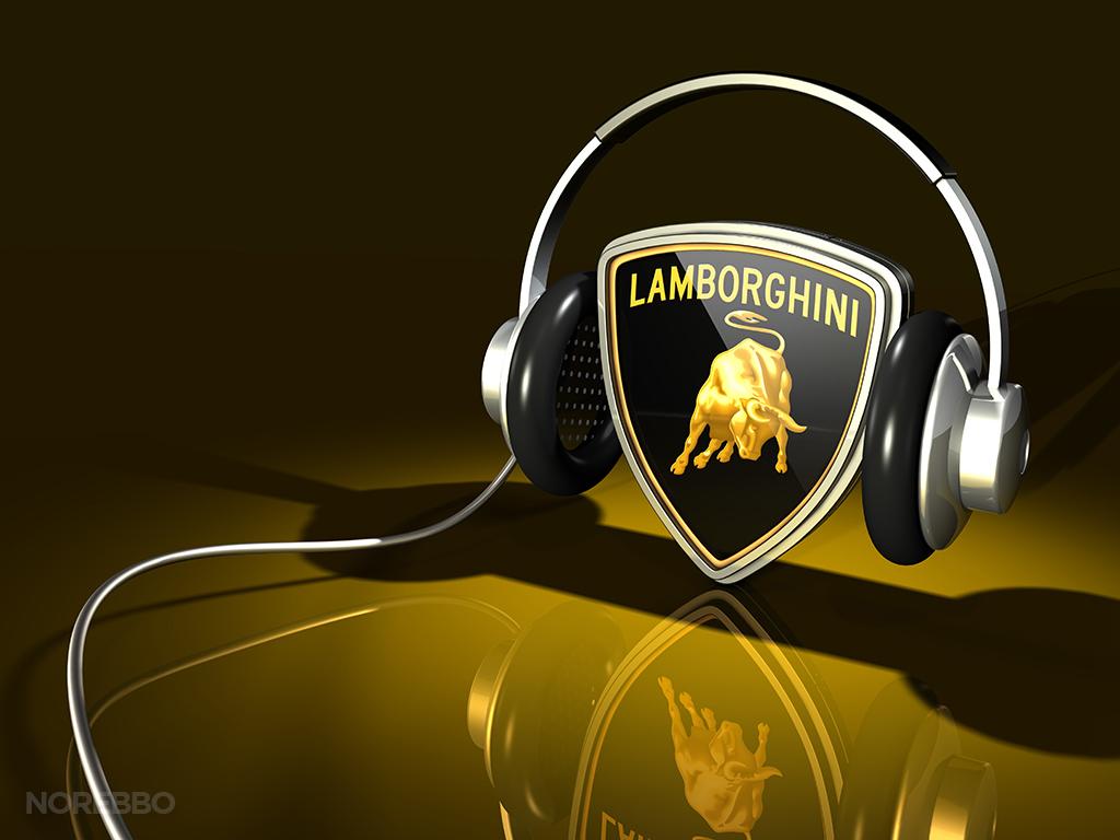 Lamborghini Logo Illustrations Norebbo