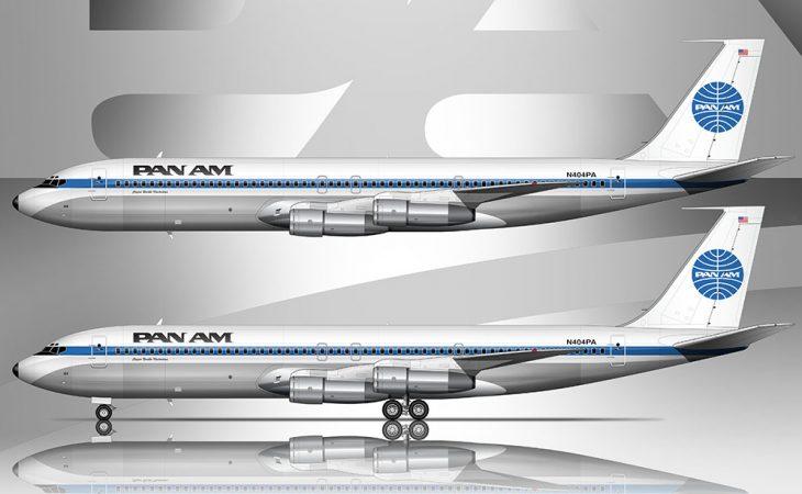 Pan Am Livery