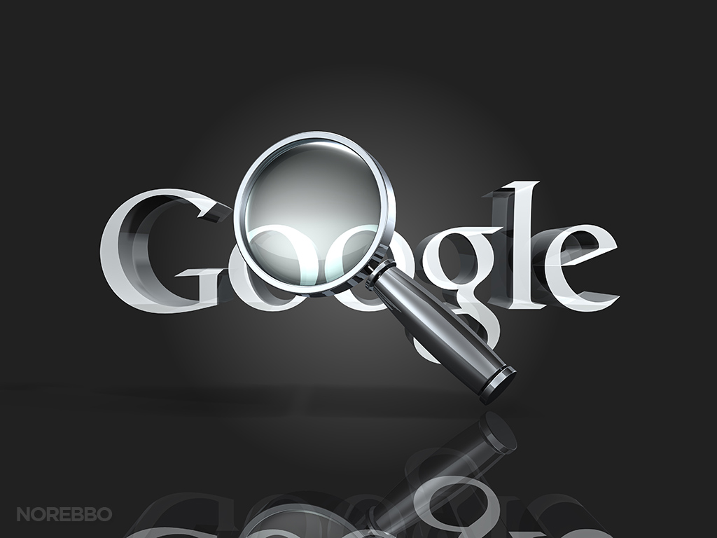 google search illustration