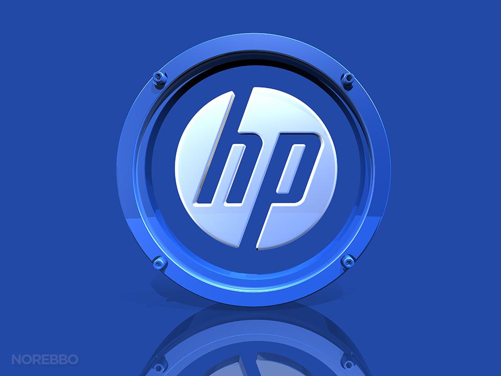 hp logo blue hd - photo #12
