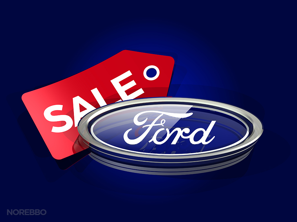 Ford on sale