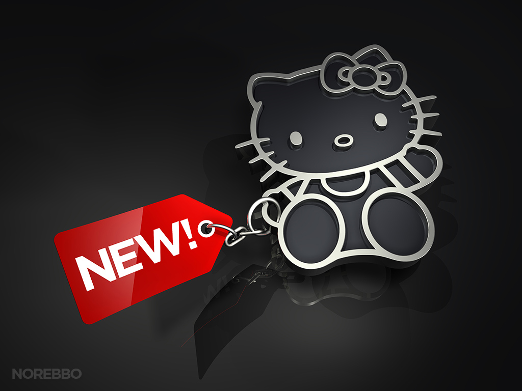 hello kitty with NEW tag