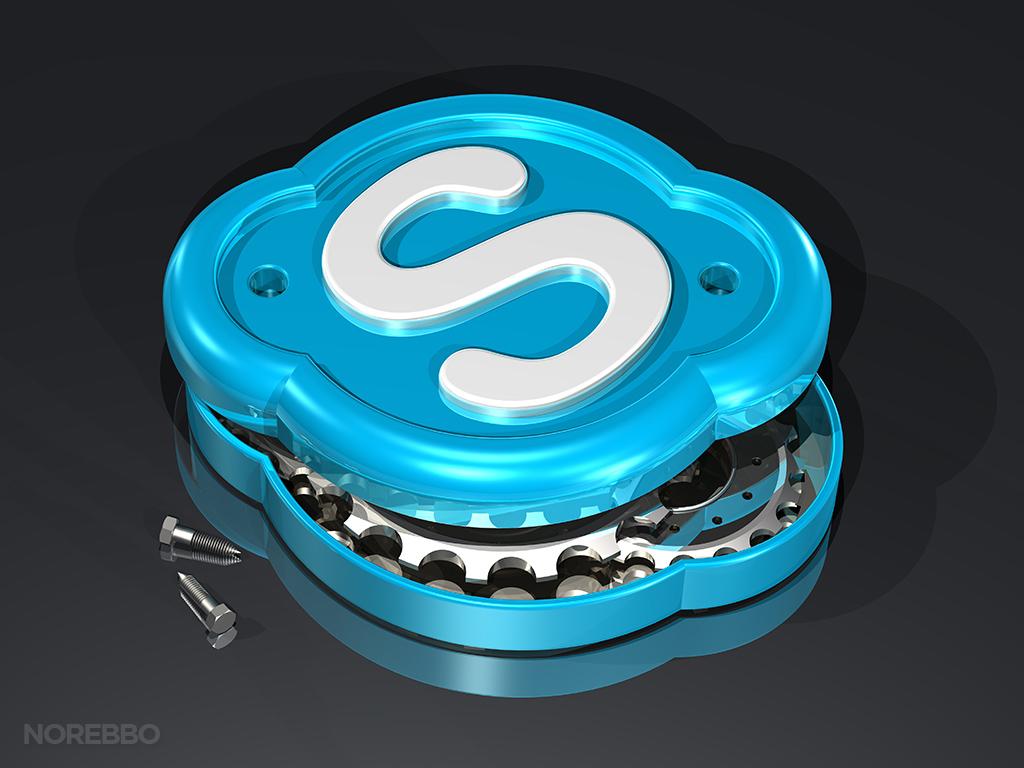 Skype gears