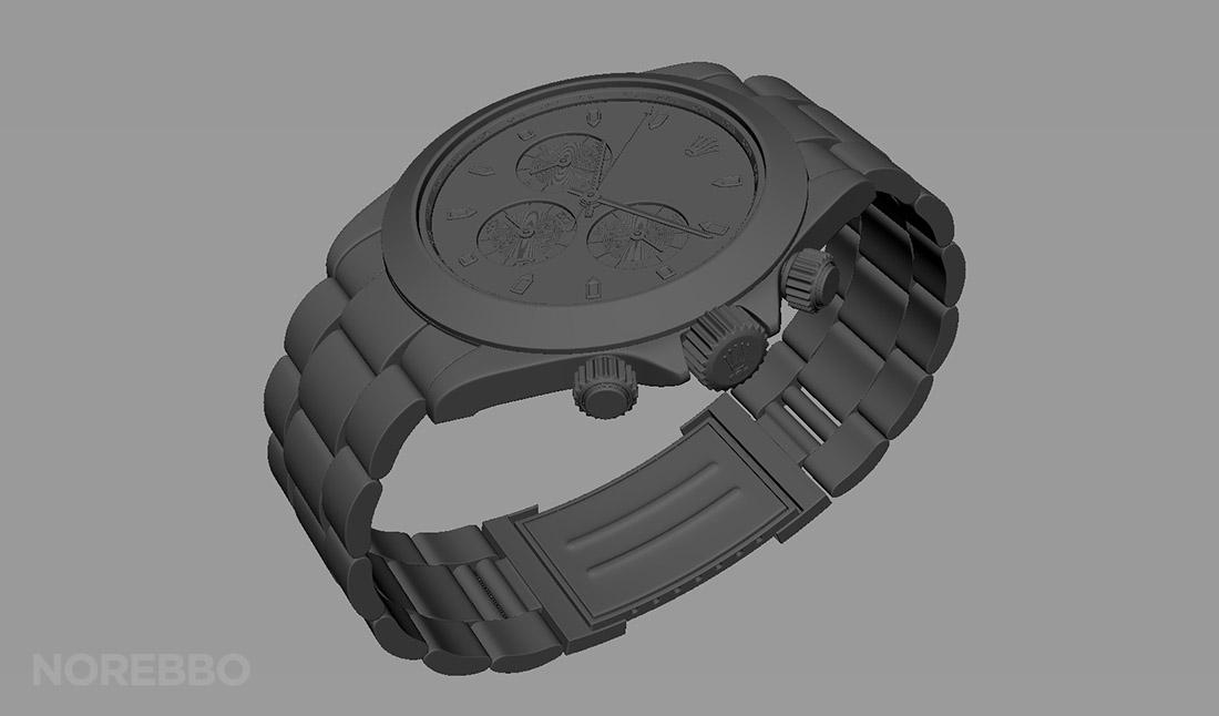 Maya default surface texture