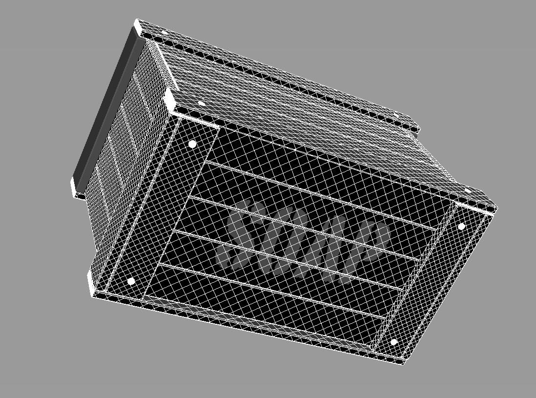 Resulting polygon mesh