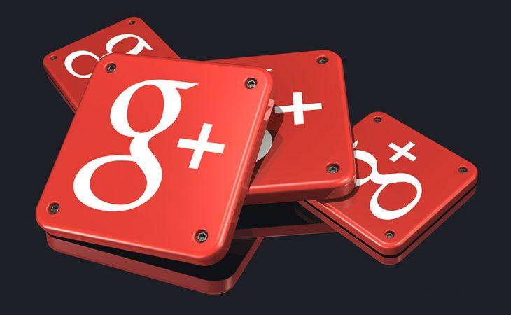 pile of google plus app icons