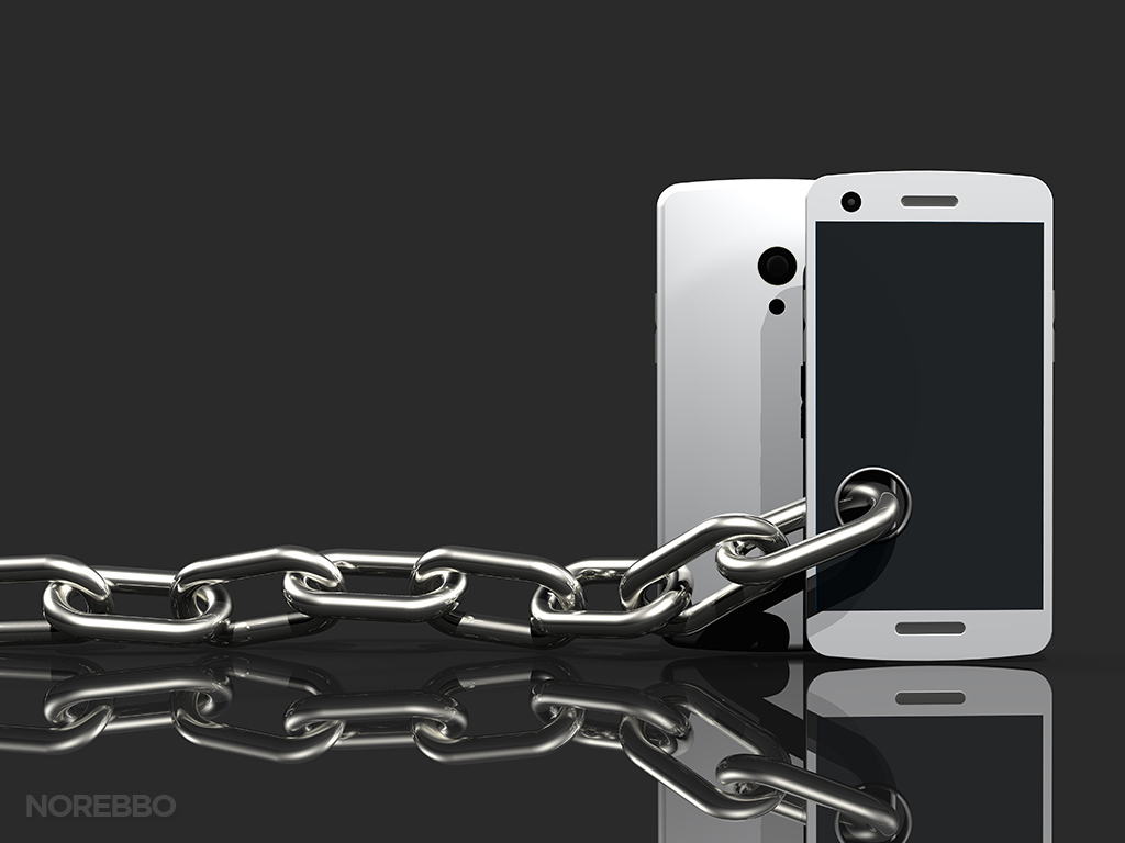 Chained to Your Smart phone