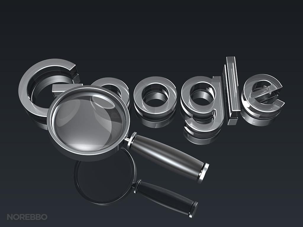 new google logo search