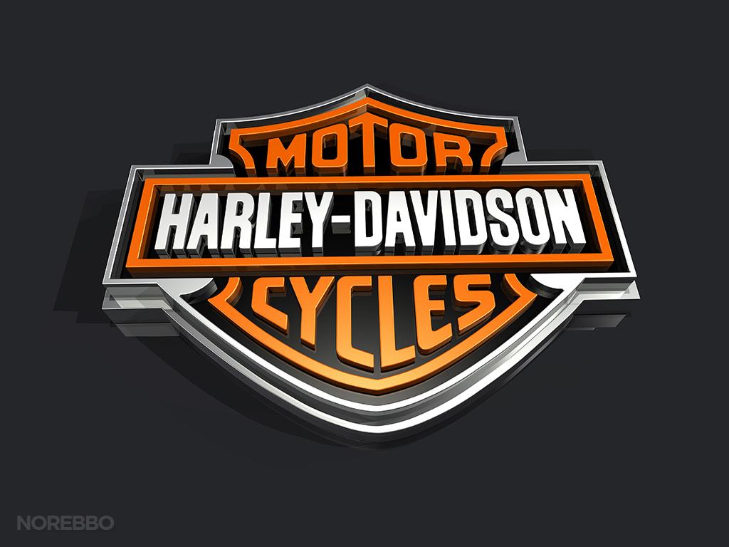 Harley Davidson Symbol: 3d Harley Davidson Logos