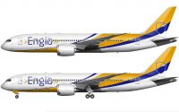 Custom airline livery by Norebbo.com