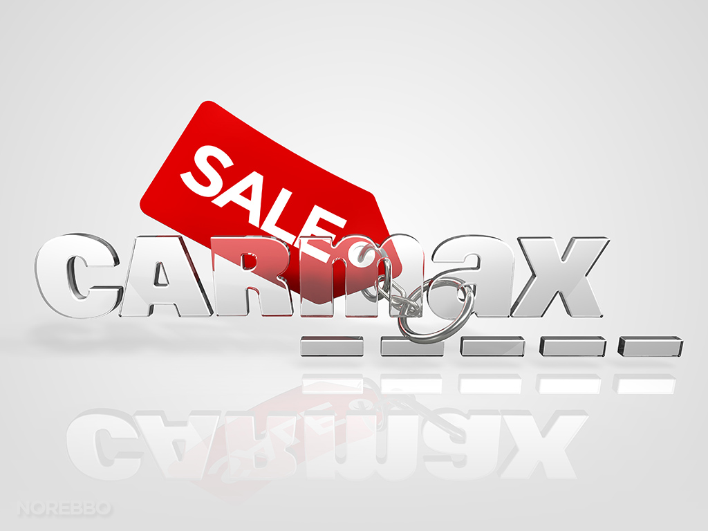 3d carmax logo