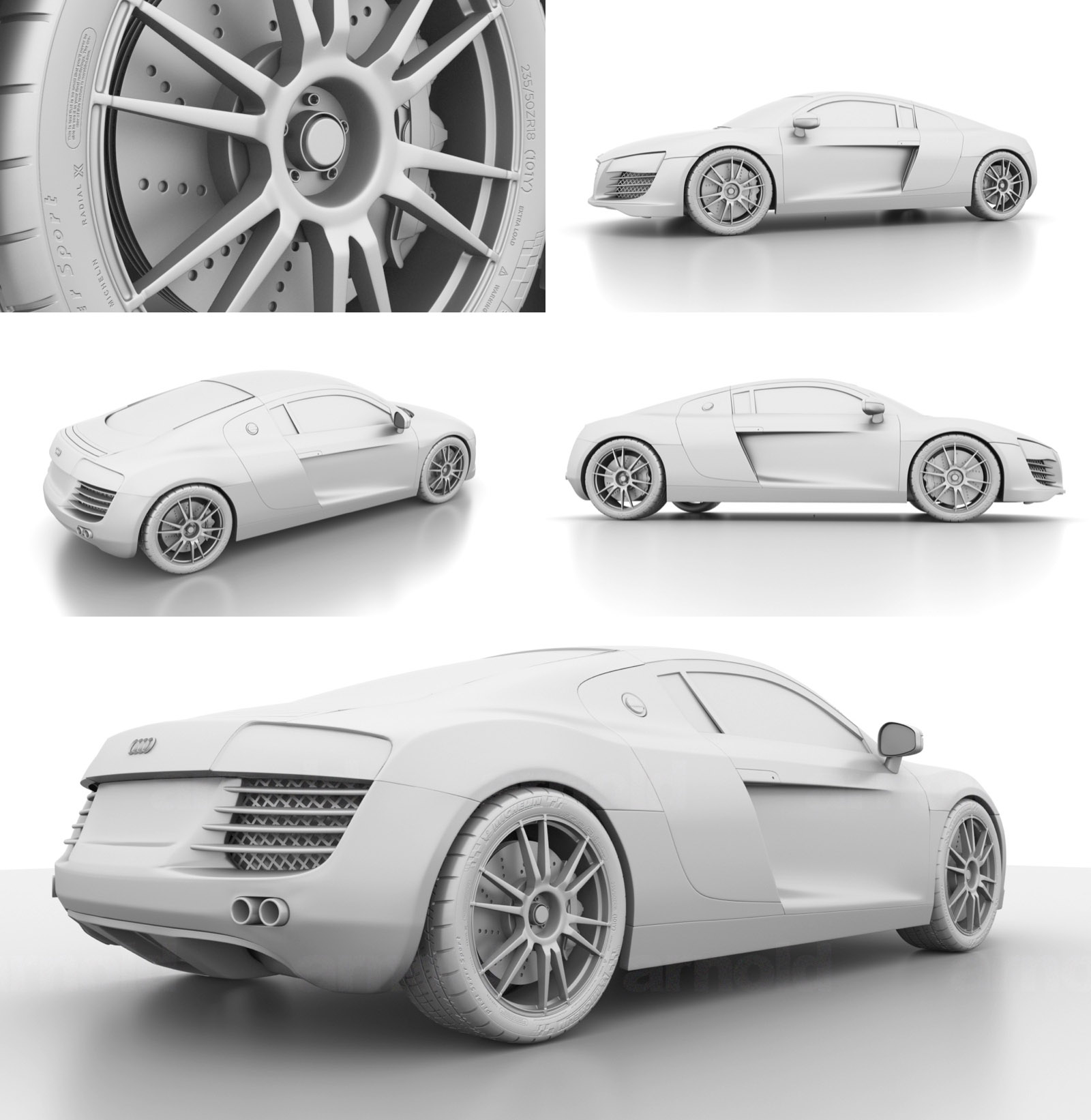 Maya norebbo audi r8 3d model maya malvernweather Image collections