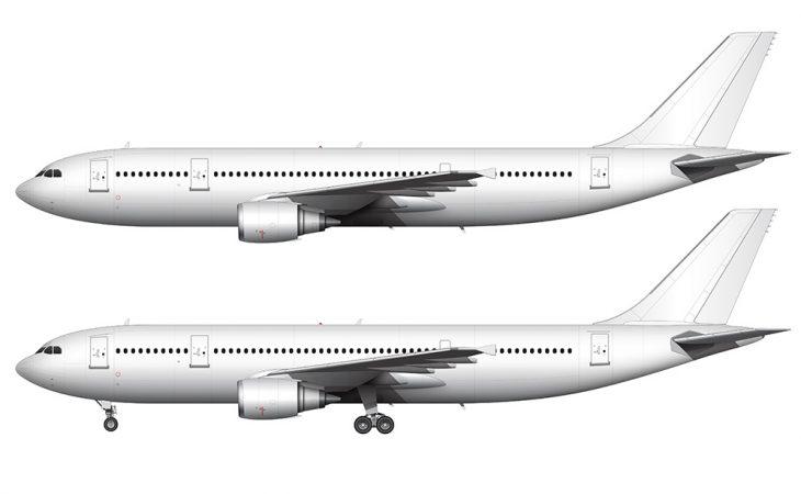 A300B4-600R template