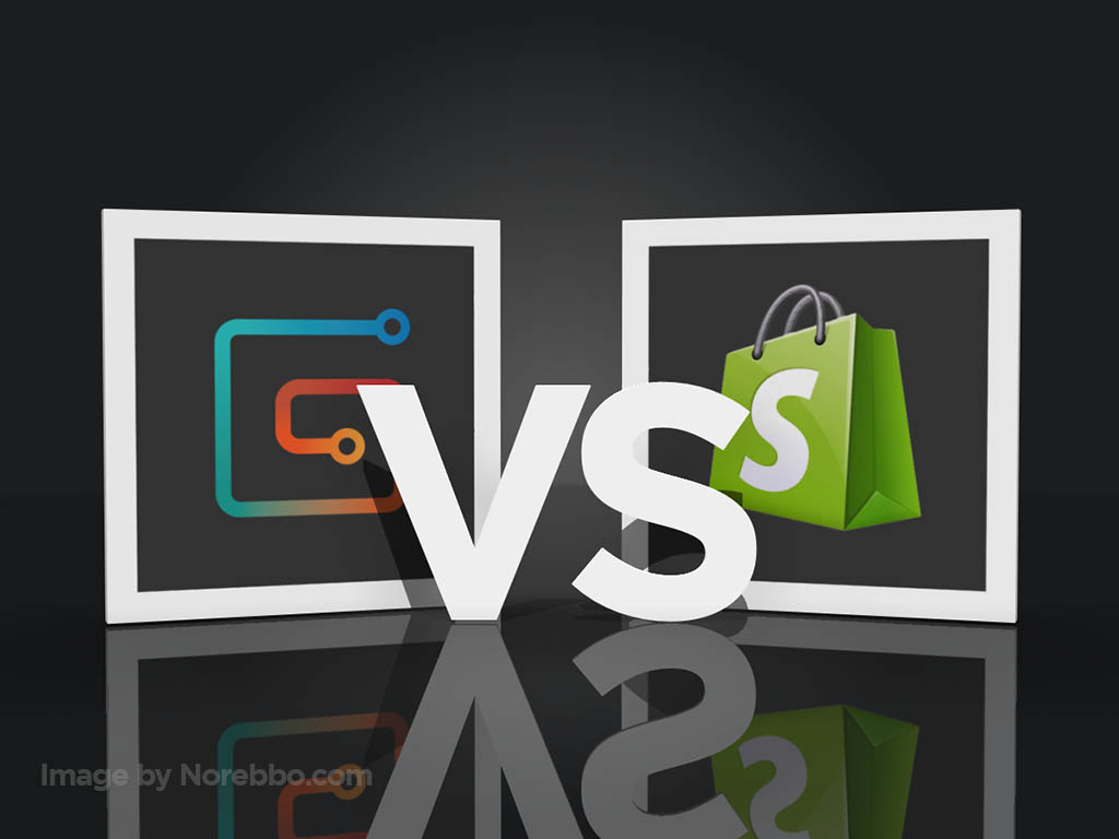 how to sell digital art with gumroad vs shopify