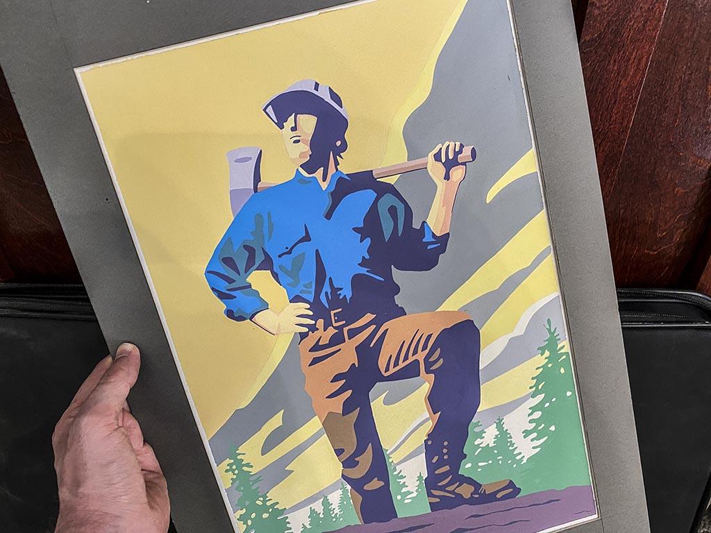 digitizing old artwork