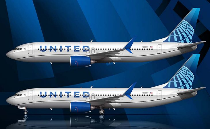 new united livery